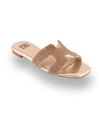 bibi lou sandale goldfarben